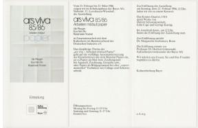 Einladung1986